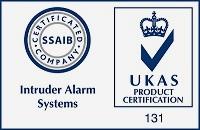 SSAIB Intruder Alarm System Logo